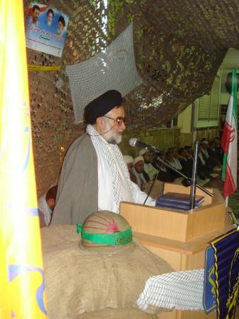 موسوی روحانی شهر زازران