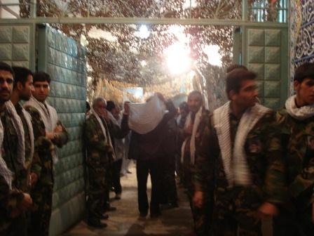 ورودی مسجدجامع،